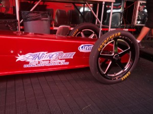 Scott Palmer Top Fuel Dragster