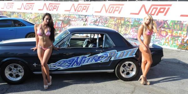 Nitroplate Mustang NOPI Girls