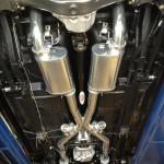 Nitroplate Full Exhaust