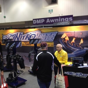 Nitroplate Booth at PRI 2014
