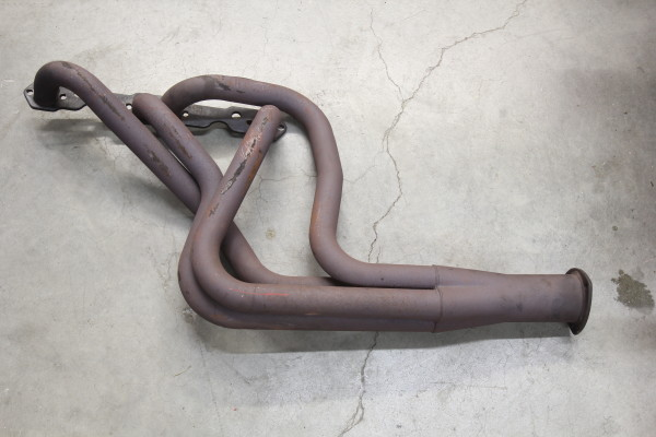 Headers Before Being Shipped to Nitroplate
